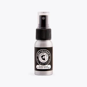 Beard oil with cedarwood and sweet orange pure essential oils.