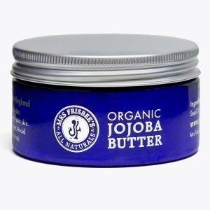 100gm jar of natural and organic jojoba butter.
