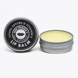 Vegan lip balm with vitamin E, 15g.