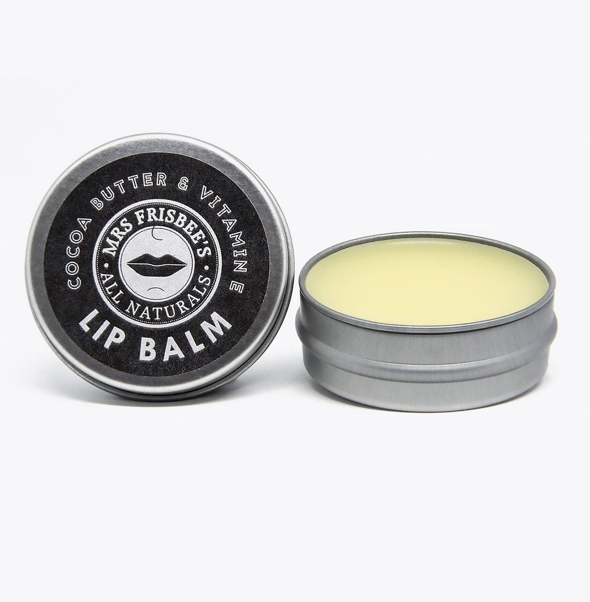 Vegan lip balm with vitamin E, 15g.
